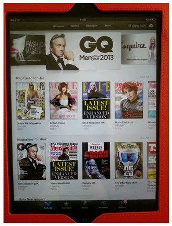 ipad-newsstand-magazine